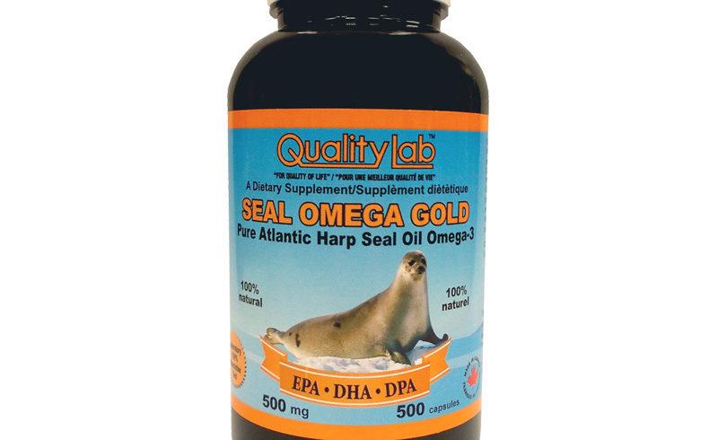 SEAL OMEGA GOLD