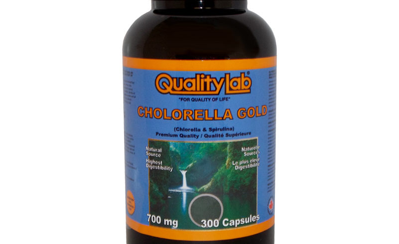 CHLORELLA GOLD