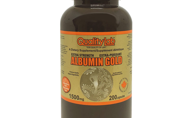 ALBUMIN GOLD
